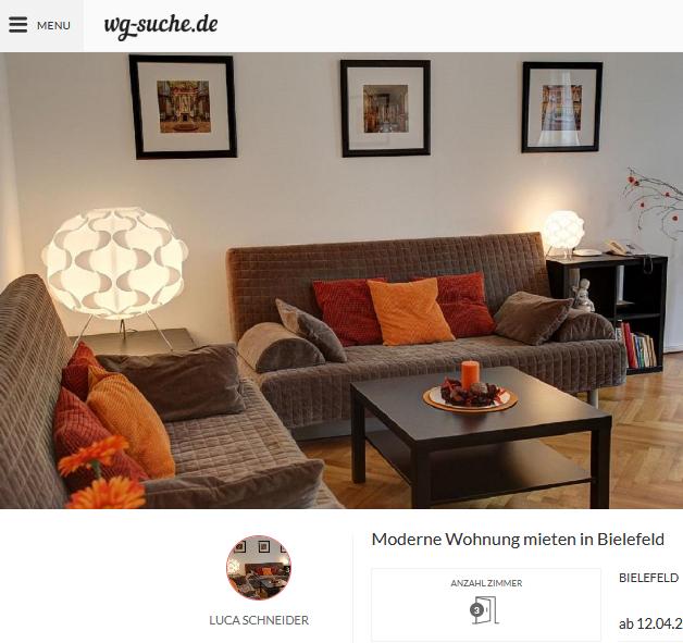 Wohnung Mieten In Bielefeld