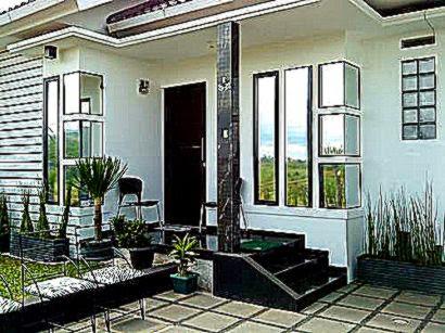 teras depan rumah minimalis | design rumah minimalis
