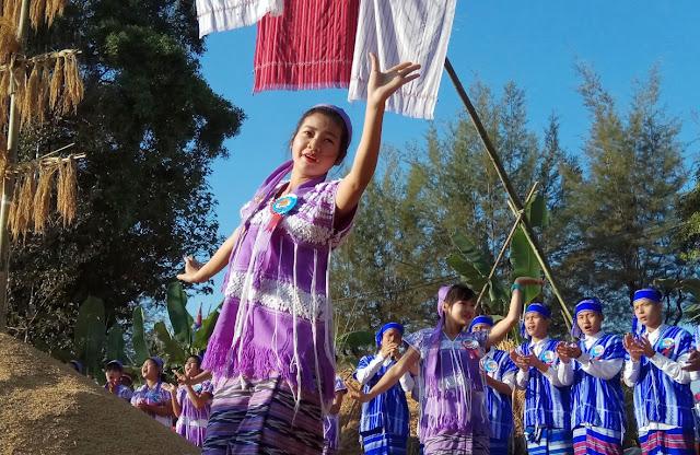 ဇာနည္ဝင္း (Myanmar Now) ● ဘားအံၿမိဳ႕ ကရင္ႏွစ္သစ္ကူးေန႔