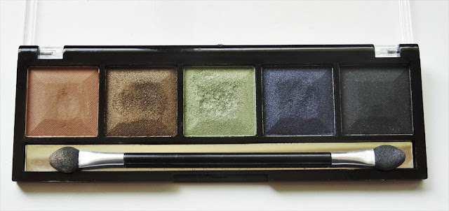 Profusion 5 Color Eyeshadow Palette