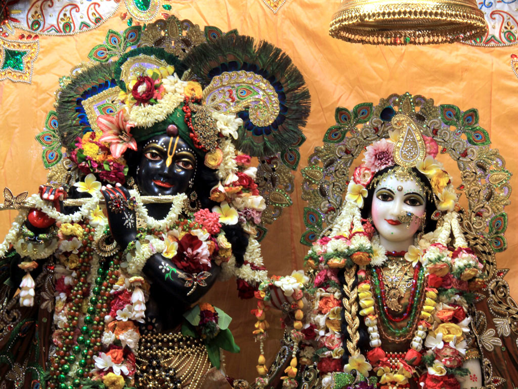 FREE God Wallpaper: ISKCON Radha Krishna Wallpapers