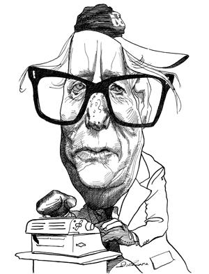 oz.Typewriter: Making Blood-Splattered Words Dance Off a