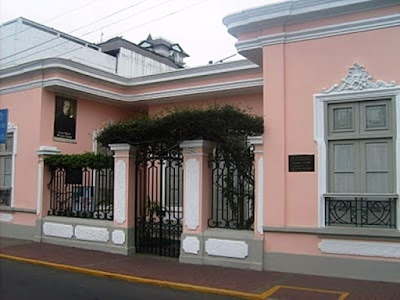 Ricardo Palma House, Discovering Miraflores, How to see Miraflores, What's up Miraflores