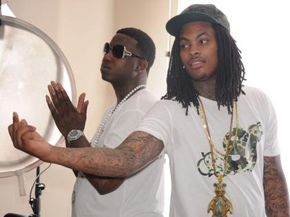 54feff5306cc38 Trouble In Paradise: Gucci Mane Drops Waka Flocka Flame From Bricksquad