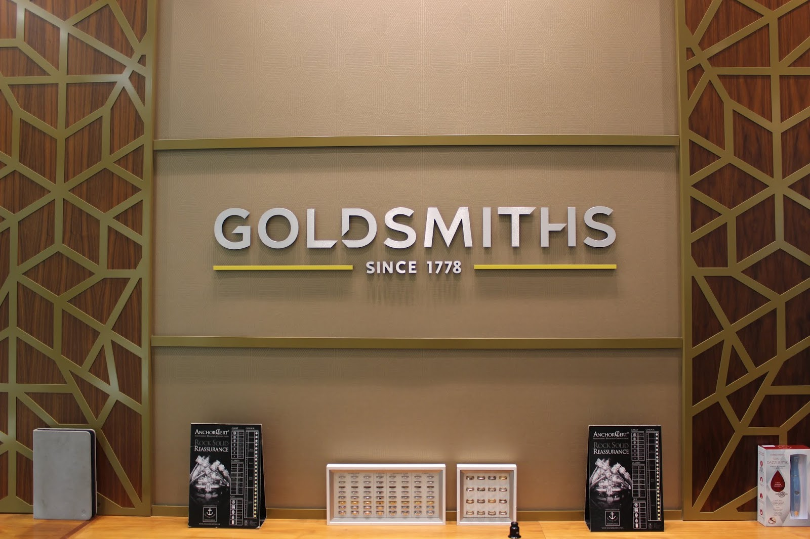 Goldsmiths Birmingham logo