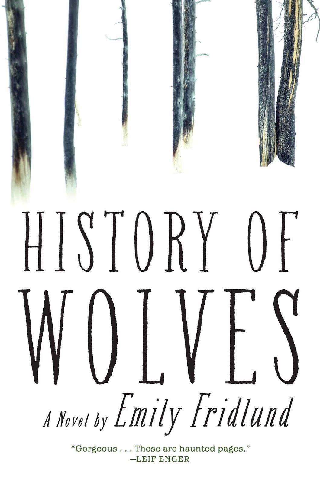 History of wolves Emily Fridlund