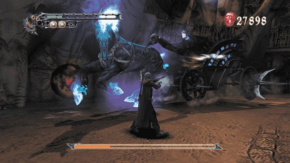 Devil May Cry HD Collection PC Full Version Screenshot 2