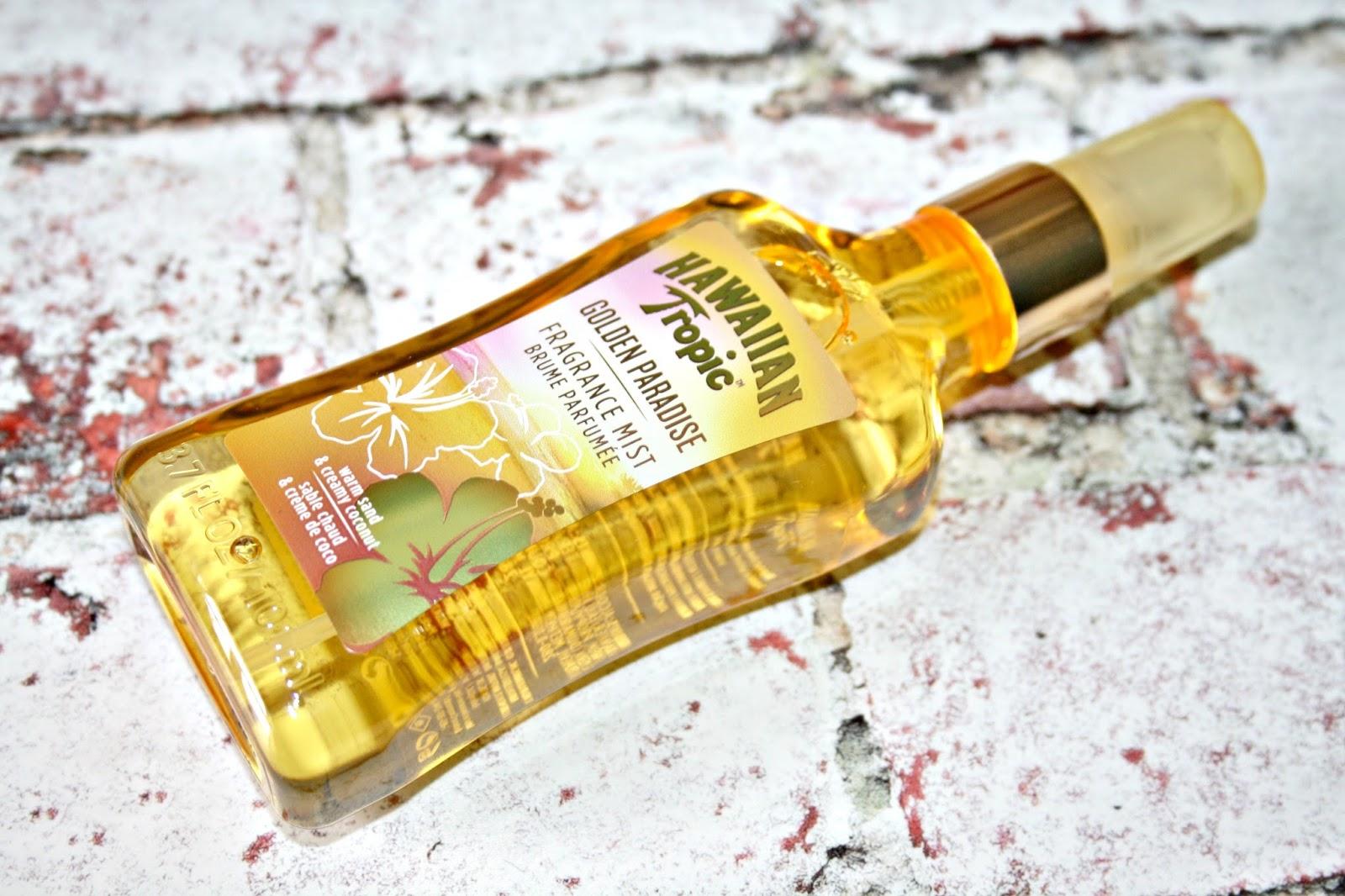 c068755504 Hawaiian Tropic Fragrance Mist Collection
