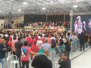 Dilma Rousseff participa de audiência pública em João Pessoa
