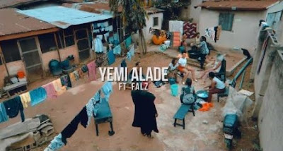 Yemi Alade ft. Falz – Single & Searching Video