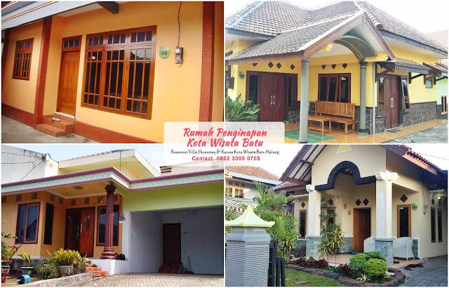 Harga Sewa Homestay di Kota Batu Malang