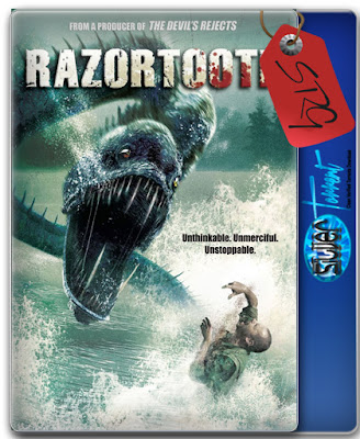 Razortooth (2007) Watch full hindi dubbed movie online