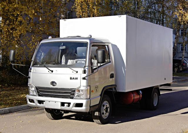 грузовые авто БАВ