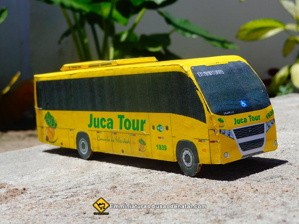 Volare WL da Juca Tour para Martins / RN
