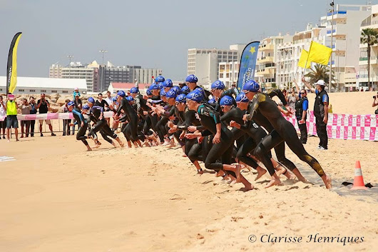 Quarteria ETU European Cup Triathlon, Portugal