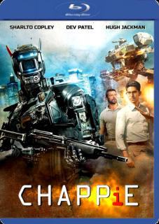 Chappie (2015) DVDRip Latino