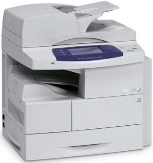 monochrome laser multifunction printer is incorporating  Xerox 4250 Driver Download