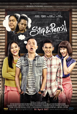 Download Film Stip Dan Pensil (2017) WEBDL Full HD Movie Gratis