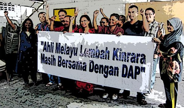 Cina DAP jadi TPM? Ada mereka kisah....?