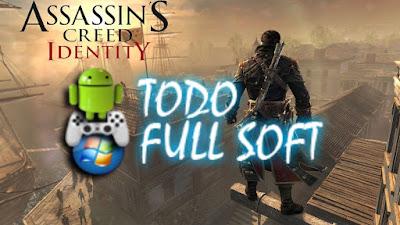 Assassin's Creed Identity Full Apk v2.8.2 (Mod)