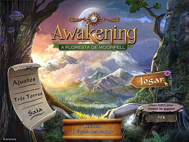 Awakening - A Floresta de Moonfell PT-BR Portable