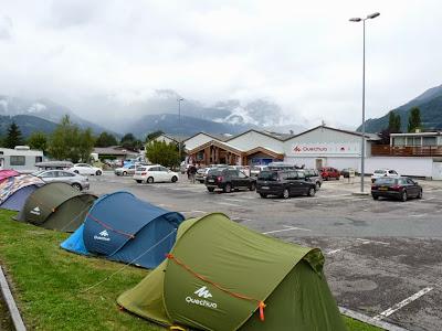 ケシュア quechua サン=ジェルヴェ=レ=バン・ル・ファイエ St-Gervais-les-Bains-le-Fayet