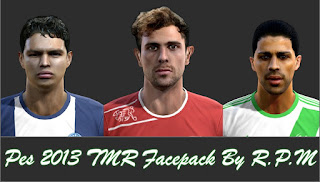 Facepack TMR 2016 Pes 2013 By R.P.M