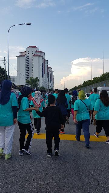 fun walk, Fun Walk & Plogging, Hari Kitar Semula Kebangsaan, hobbies, Kuala Lumpur, Pantai Eco Park, plogging malaysia, recycle, recycle day,