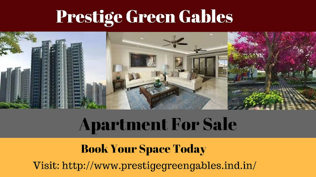 Prestige Green Gables Amenities Bangalore