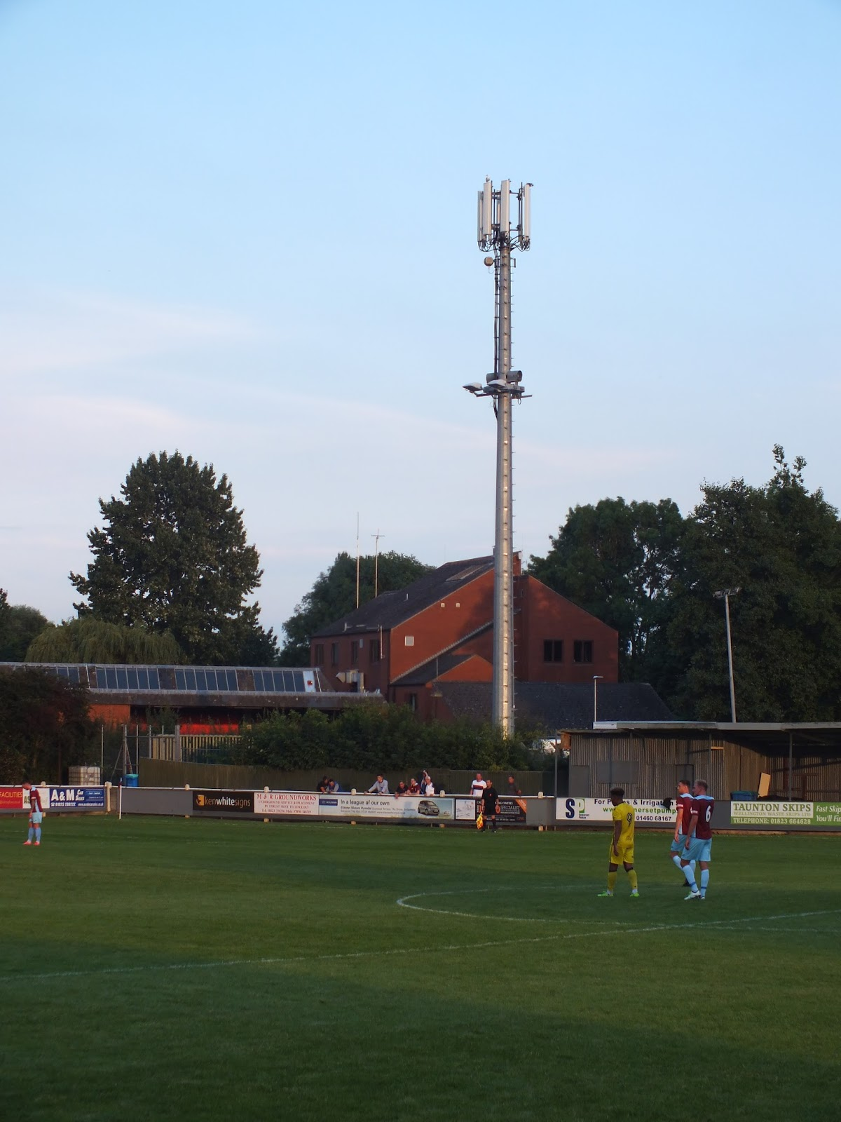 PARTIZAN BRISTLE 53 Wordsworth Drive Taunton Town