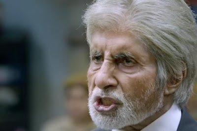Amitabh Bachchan Pink Film Deals Violence and Discrimination Against Women