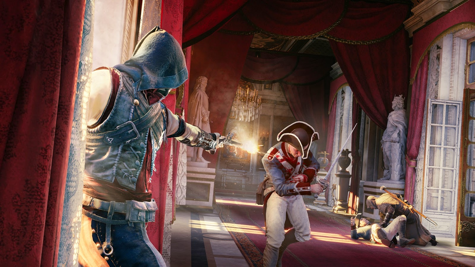 Assassins Creed Unity, nuevo trailer