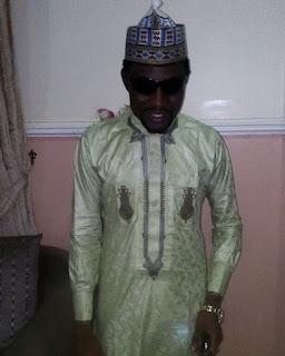 Nura M Inuwa Abdul Samad Birthday