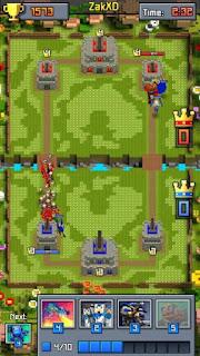 Craft Royale – Clash of Pixels Apk v2.96 (Mod Money)