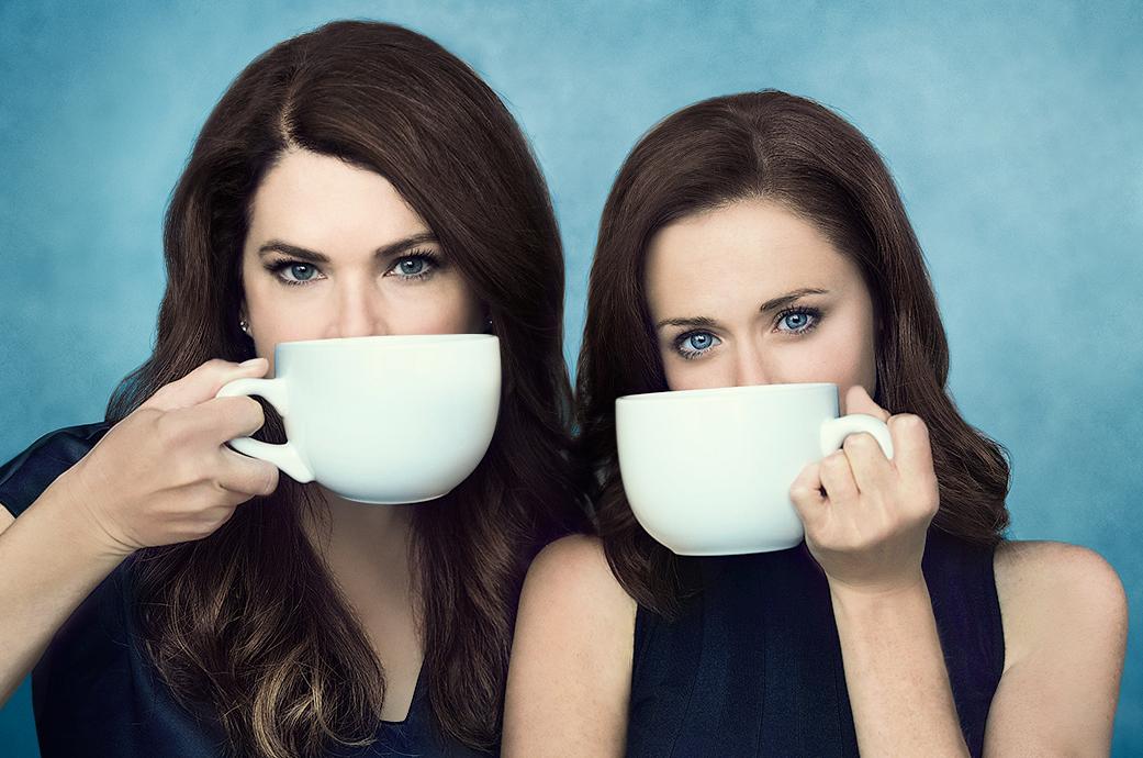 Las cuatro estaciones de las chicas Gilmore en Netflix