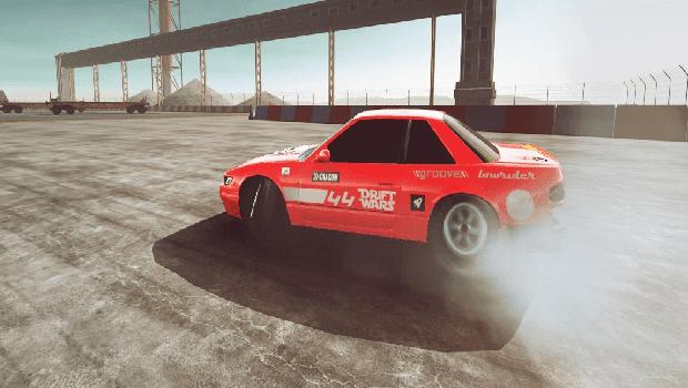 تحميل لعبة السيارات drift zone للكمبيوتر برابط مباشر