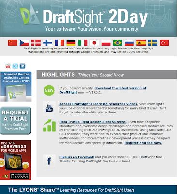 Dassault Systemes DraftSight