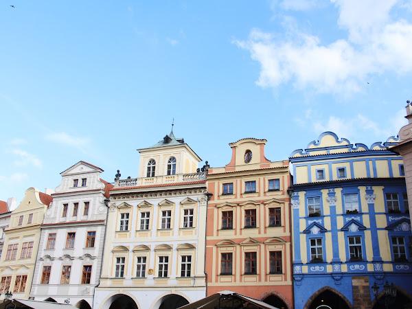 5 jours à PRAGUE / mini roadtrip part 1