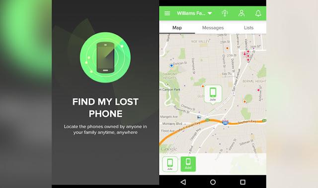 Aplikasi Pelacak HP Android Saat Hilang
