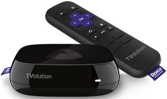 PLDT Unveils TVolution Roku Streaming Box