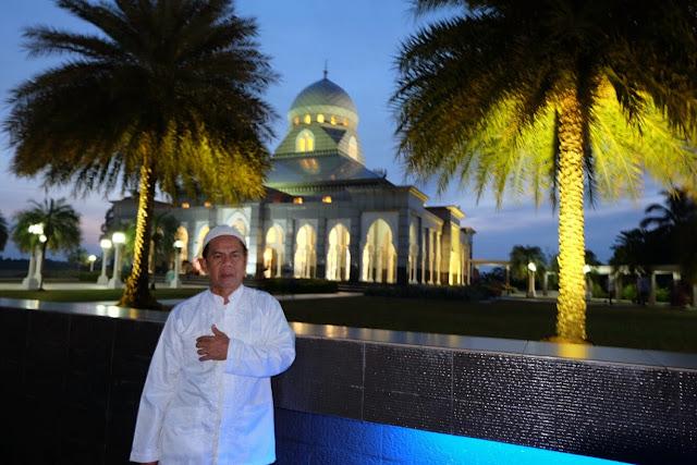 masjid paling bagus di sumatera selatan