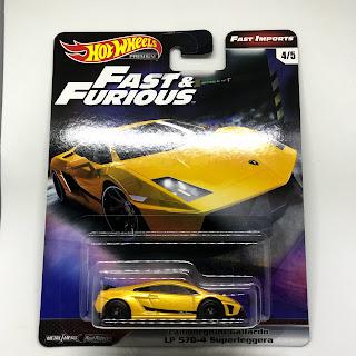 Julian S Hot Wheels Blog Lamborghini Gallardo Lp 570 4 Superleggera