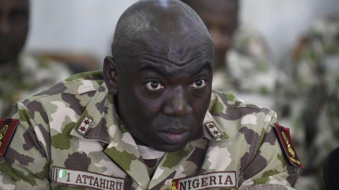 Nigeria's anti-Boko Haram general Attahiru Ibrahim sacked