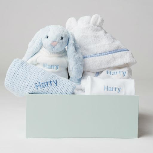 Personalisedkan Baby Gifts anda di LOVINGLY SIGNED