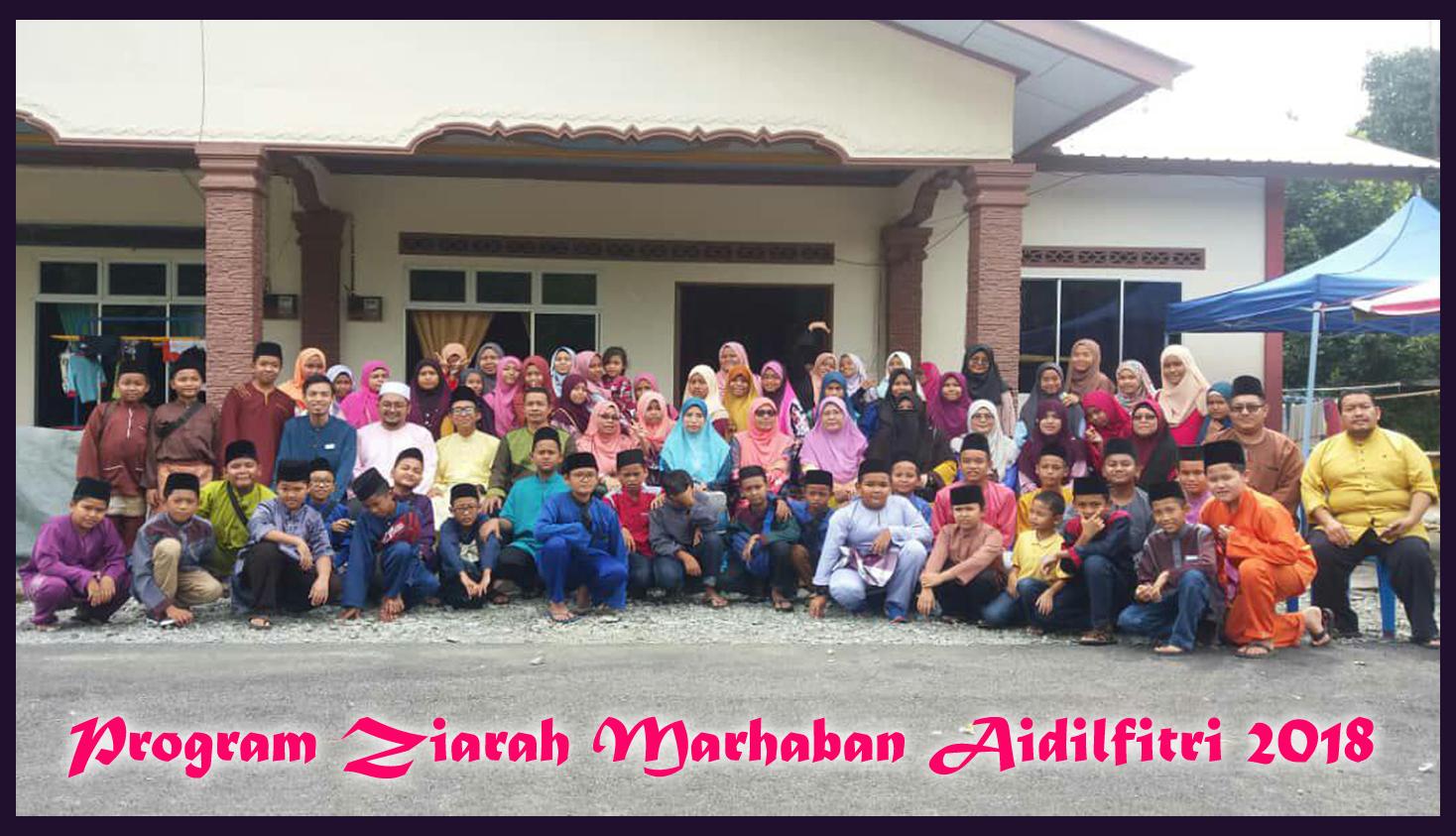Program Ziarah Marhaban Aidilfitri 2018