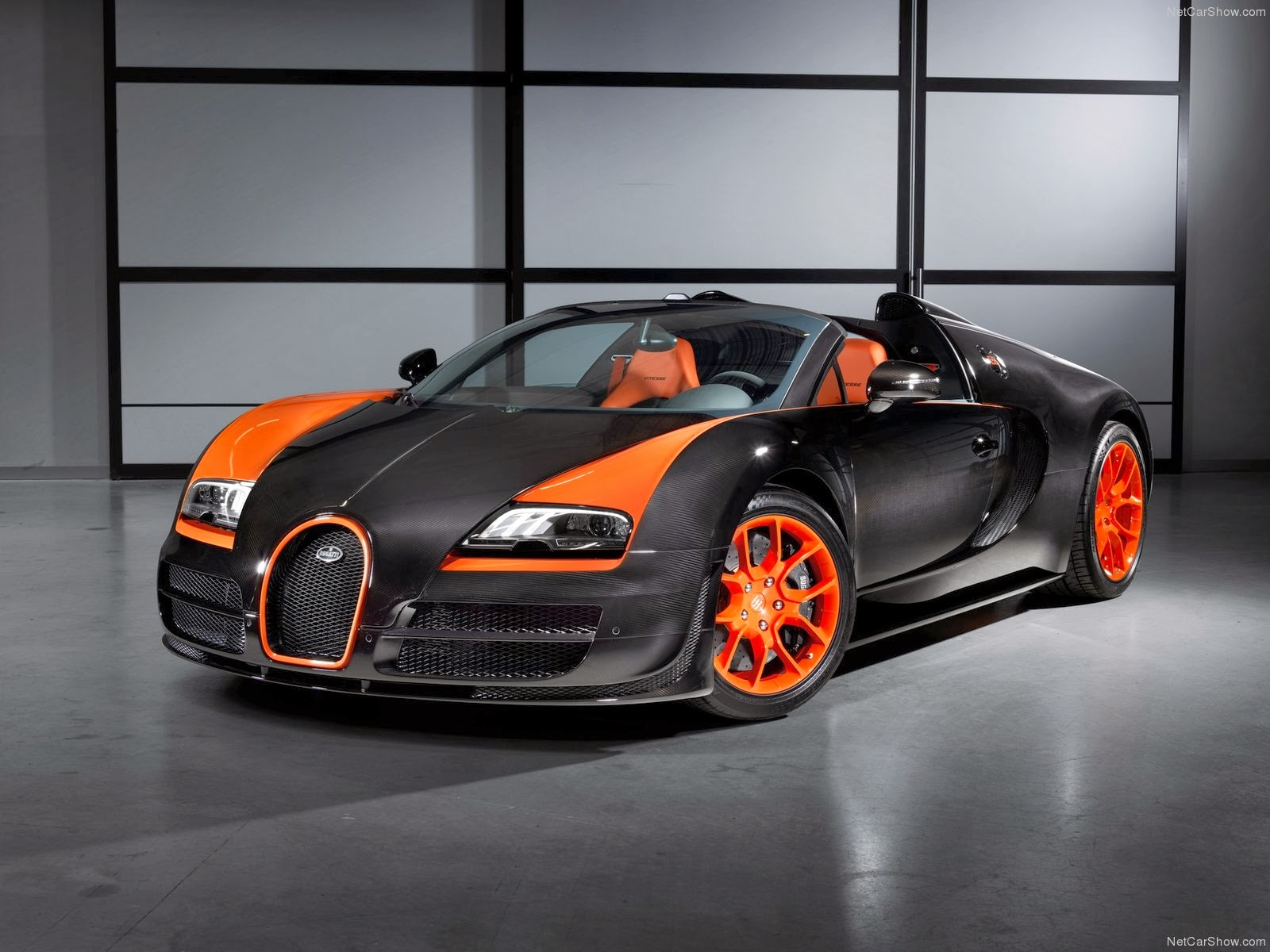 HD Cars Wallpapers: Bugatti Veyron HD Wallpapers