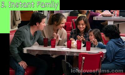 Instant Family 2018 Mark Wahlberg Bose Byrne Isabela Moner