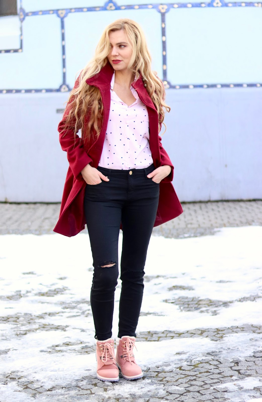 winter outfit women
