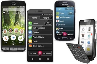 best smartphones for elderly