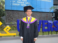 M. Rifa'i, Mahasiwa Buruh Tani Jadi Wisudawan Terbaik UM Lampung